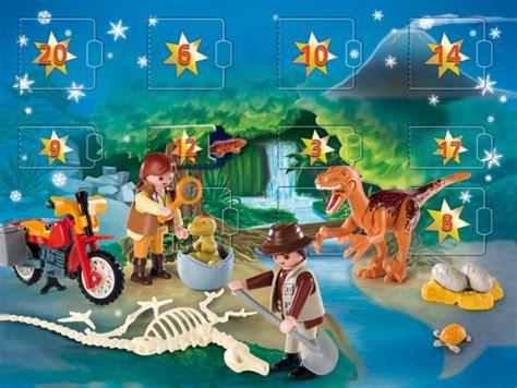 Calendrier De L Avent Playmobil Dinosaure Countdown Gift Playmobil S Dinosaur