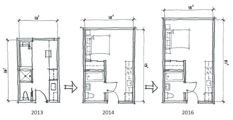 Floor Plans For Small Apartments how seattle killed micro housing sightline institute