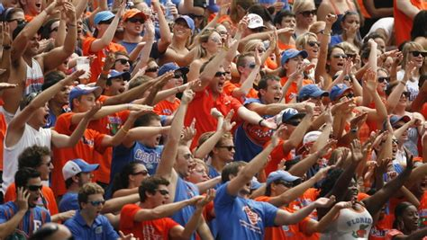 florida gators fan the bull gator florida gators notes and opinions