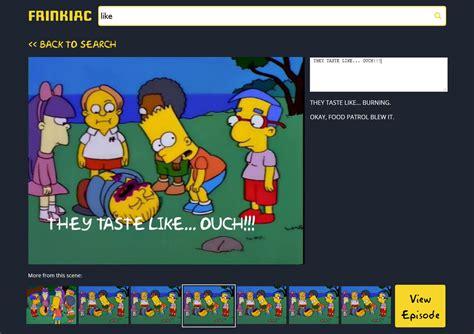 Simpsons Meme Generator - simpsons meme generator and search engine woo hoo