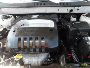 2002 Hyundai Santa Fe Engine 2002 Hyundai Santa Fe 2 4 2 4 Liter Dohc 16 Valve 4