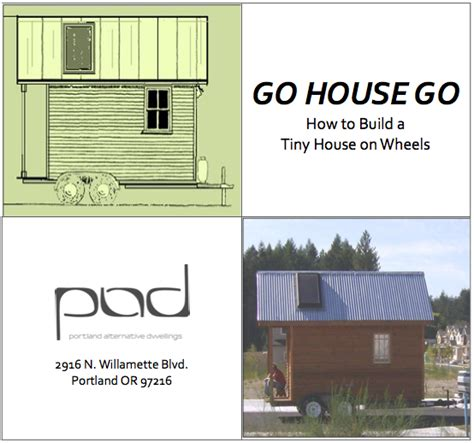 how to design a tiny house on wheels go house go