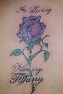 Memory rose tattoo designs x3cb x3ein loving memory rose tattoo