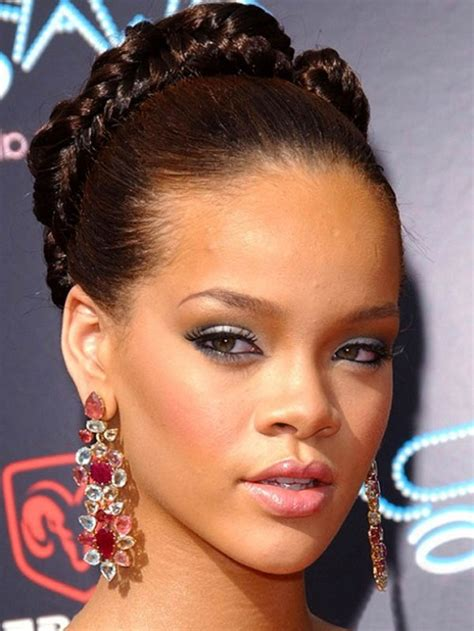 bun hairstyles for black women bun hairstyles for african american women for prom and