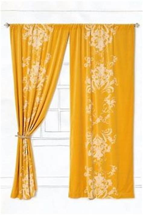 mustard velvet curtains 1000 images about curtains on pinterest blue curtains