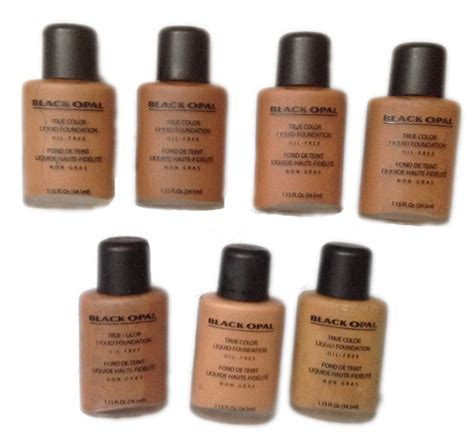black opal true color liquid foundation indulgence black opal true color liquid foundation