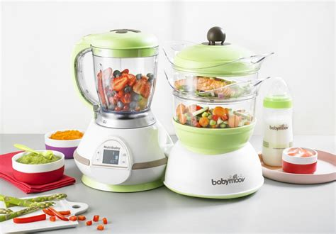 Babymoov Baby Moov Nutribaby Zen Food Processor Sterilizer Blender 1 babymoov nutribaby food processor why it rocks