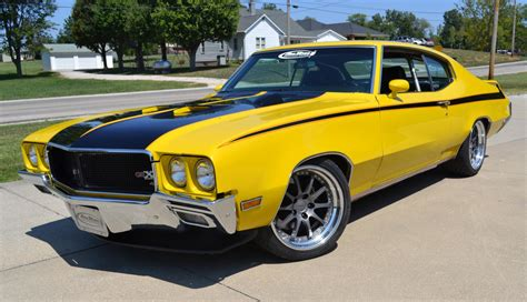 classic cars club 1970 buick gsx stage 1