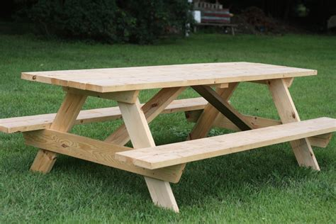 picnic tables free eight sided octagon picnic table plans diy woodworking