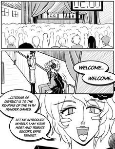 Hunger Games: Chapter 1, Page 17 by fortykoubuns