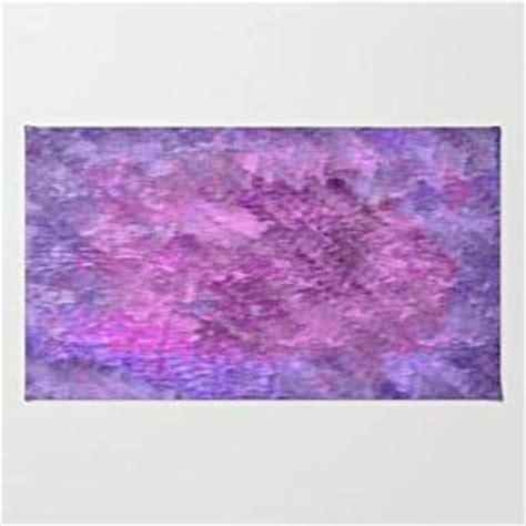 pink and purple rug society6 pink and purple texture rug by wendy townrow