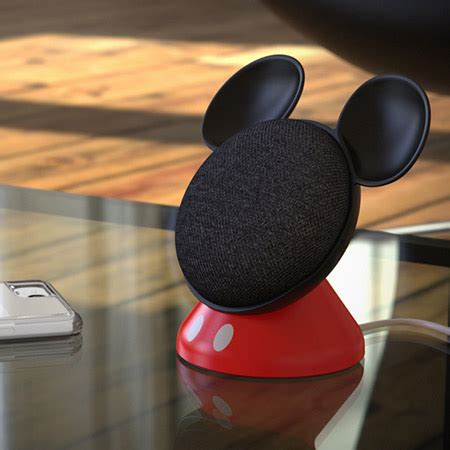 disney, google & otterbox partner up to dress up the home