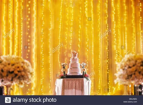 Indian Wedding Reception Stock Photos & Indian Wedding