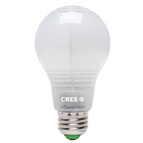 cree led light bulb cree jumps into the connected led bulb market