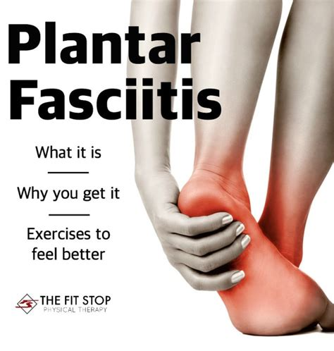 Exercises For Plantar Fasciitis Fit Stop Physical Therapy How To Treat Planters Fasciitis