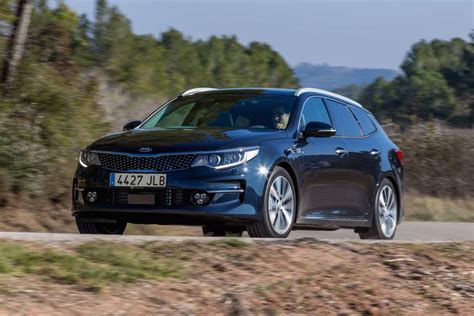 Kia Optima Sport Kia Optima Sportswagon Revealed On Sale Q4 2016