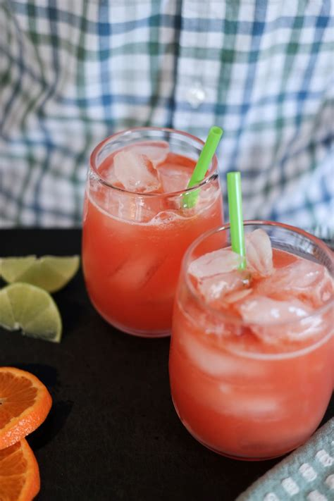 cole white top llc guava rum punch summer cocktail caitlin cole creative llc
