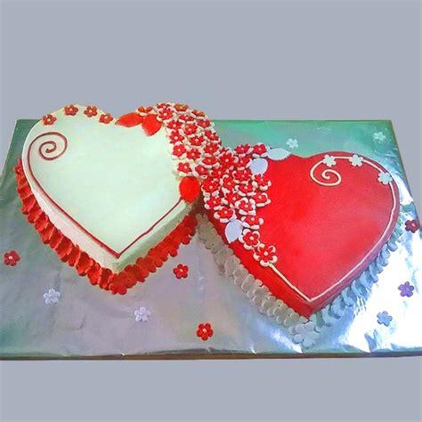 Christmas Cards Ideas by Double Heart Cake Jaffnalove Com