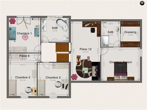 plan maison demi niveau 4 chambres plan et am 233 nagement int 233 rieur de notre demi niveau 32