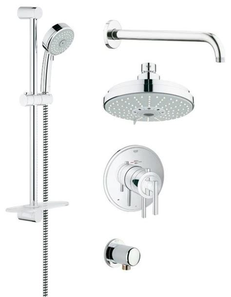 Bathroom Sink Faucet Repair Grohflex Shower Trimset Bathroom Sink And Faucet Parts
