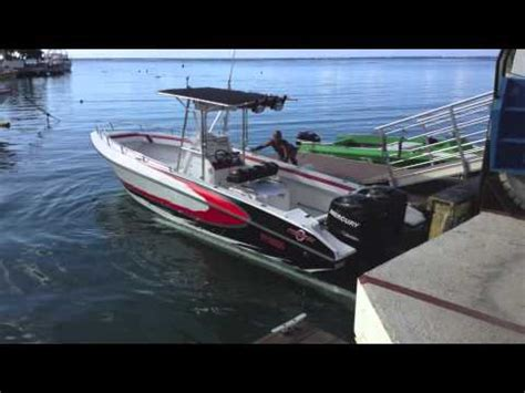 fountain boats youtube a vendre fountain boat 29 cc tahiti youtube