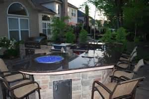 outdoor kitchen and patio omaha gorgeous omaha outdoor kitchen and patio with black glossy