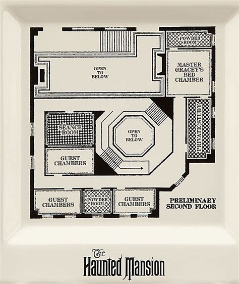Disney Png Haunted Mansion Floor Plan - 999 happy haunts meet madame leota the mouse