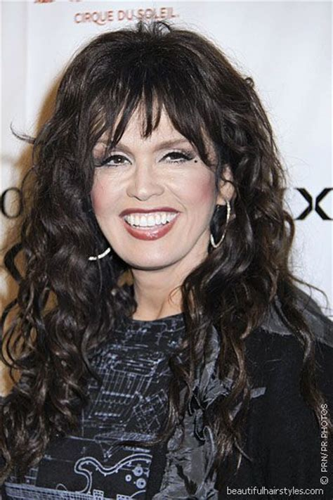 marie osmond hairstyle 2015 marie osmond in sexy long wavy hair style with choppy