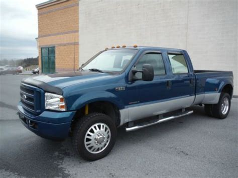 purchase   ford  crew cab  spd  dually