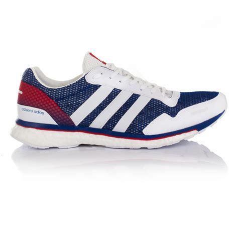 adidas adizero adios aktiv running shoes aw17 50 sportsshoes