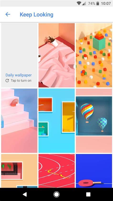 wallpaper google pixel 2 xl на все android смартфоны теперь можно установить живые