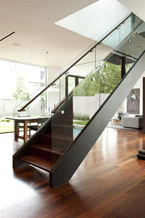 glass banister cost impressive glass railing cost interior designs with stair