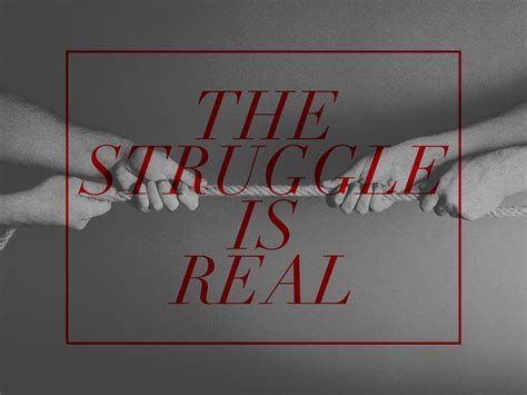 the struggle is real church sermon series ideas