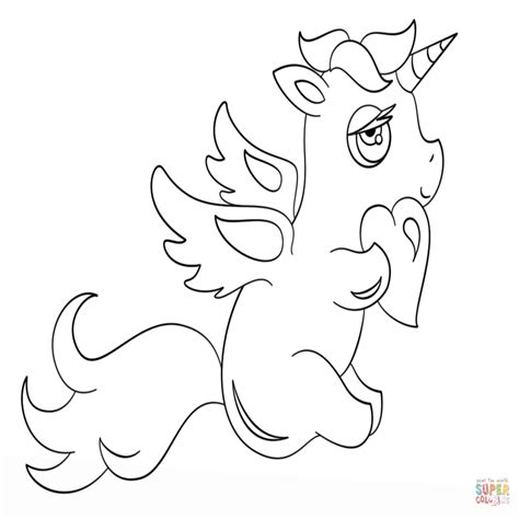 unicorn coloring book coloring gift a unicorn and delight featuring 30 majestic design pages to color patterns for stress relief majestic unicorn volume 1 books dibujo de unicornio chibi con coraz 195 n para colorear