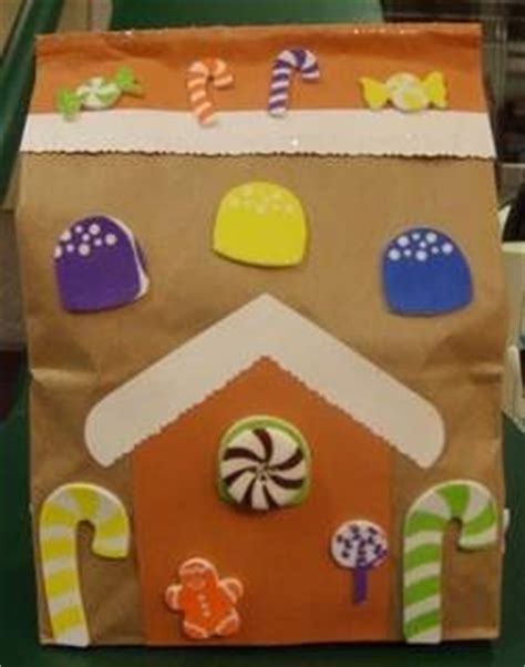 gingerbread ornament out of brown paper 17 best images about preschool themes gingerbread on pocket charts accordion book