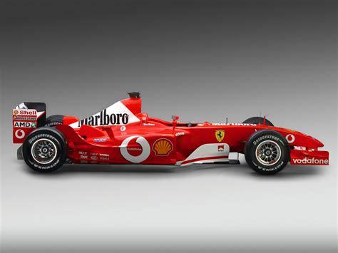 Ferrari F2003 by 2003 Ferrari F2003 Ga Formula One F 1 Race Racing