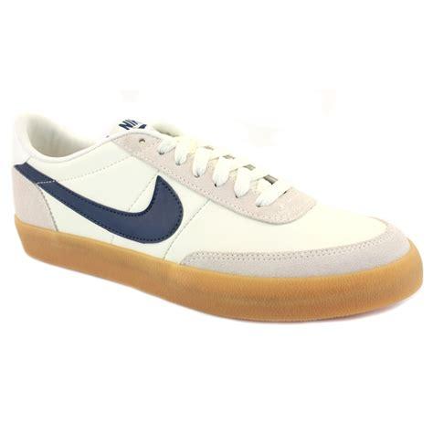 killshot 2 sneakers nike killshot 2 mens lace up trainers 432997 107 white