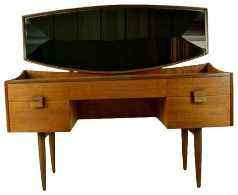 Mid Century Modern Bedroom Vanity kofod larsen vanity mid century modern teak