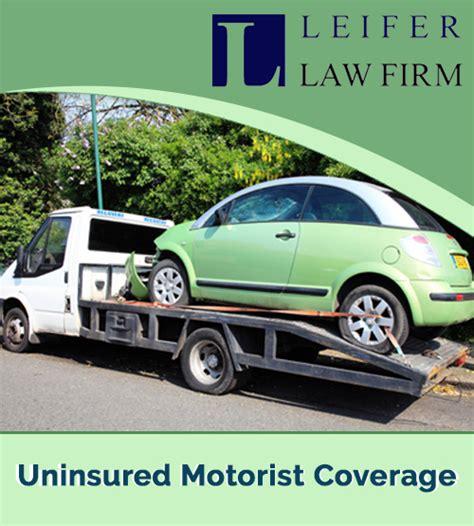 uninsured motors uninsured motorist coverage explained