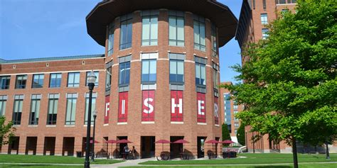 Gmu Mba Admissions by Sim In The News Fisher College Of Business