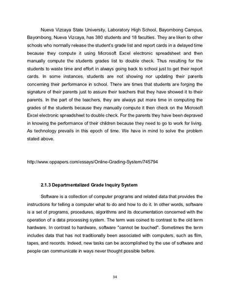 Essay About Technology In School by Sle Thesis For It Sludgeport919 Web Fc2