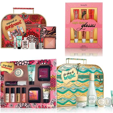 benefit holiday 2012 gift sets palettes musings of a muse