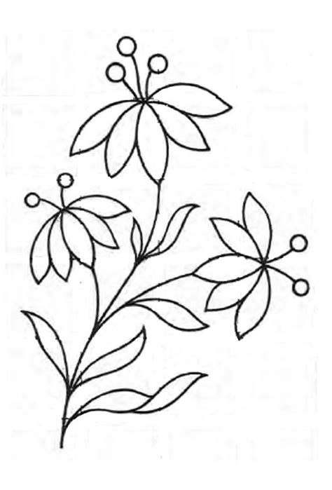 flowers for beginners an coloring book with easy and relaxing coloring pages gift for beginners books funcentrate 187 simple flowers designs coloring home