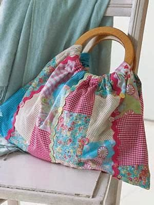 cara membuat tas tangan dari bahan kain bli blogen kerajinan tangan dari bahan bekas tas kain perca