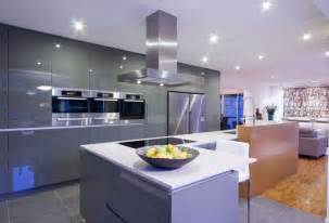 Modern Style Kitchen Design by Modern Kitchen Design By Darren James Interior Design