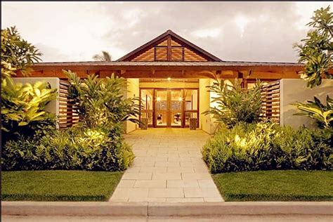 hawaiian house hawaiian plantation style house plans bitdigest design