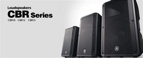 Speaker Yamaha Cbr 15 cbr series speakers products yamaha