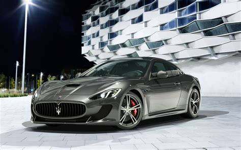 maserati granturismo 2014 wallpaper 2014 maserati granturismo mc stradale wallpaper hd car