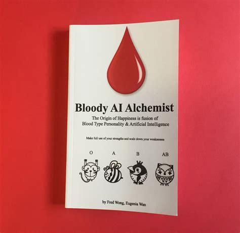 bloody book bloody ai alchemist