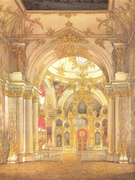 russia palace interior search in pictures winter palace 1754 1762 st petersburg russia